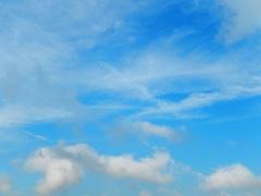 Alleen een mooie lucht ! Zomers blauw . #buienradar