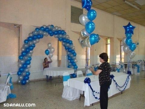 Decora tus XVAños con globos de SD | SDANALU (Globos y FX) lo ...