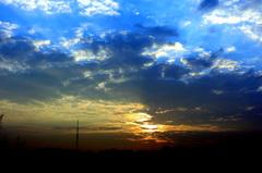 Fraaie  zonsopkomst  op  15  September #buienradar
