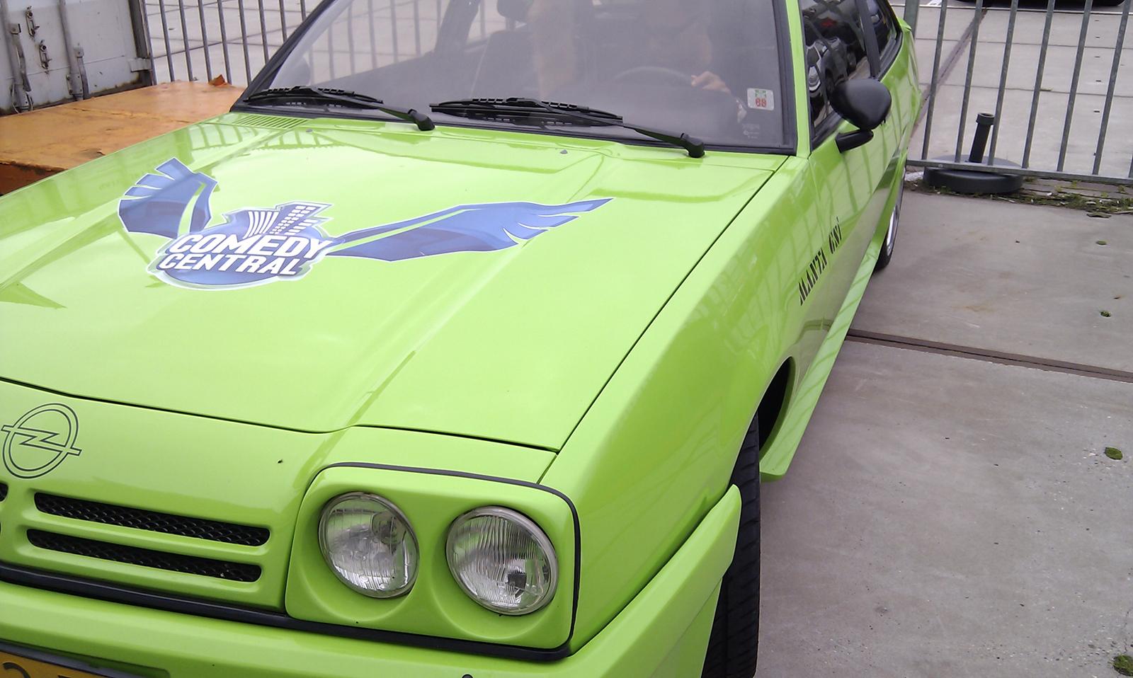 New Kids Opel Manta