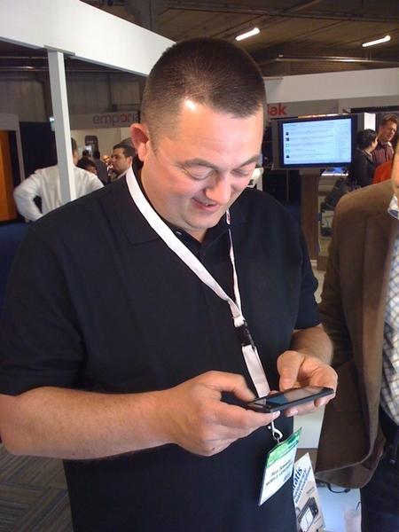 Ron test Nieuw Nokia toestel voor na de zomer