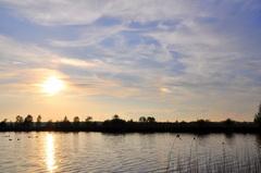opklaringen met een bijzon op zaterdagavond boven zuidoost Brabant #buienradar