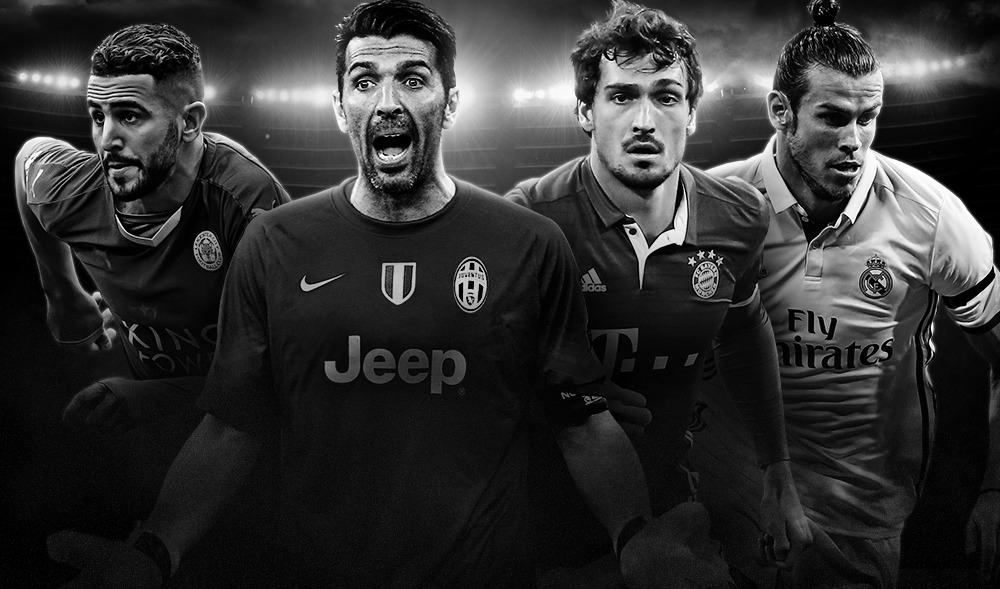 Calendário da Team of the Year de FIFA 17 Ultimate Team