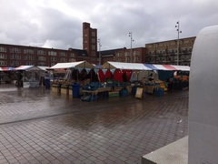Middag beter weer #droog en zelfs wat #zon. Kom je nog even langs bij de #mercatormarkt ?