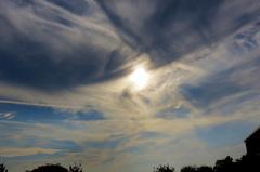 De zon  als  stralend  middelpunt 28-9 - 16-30 #buienradar