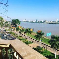 Appartement van Wout en Gaby in Cambodja! #zon #vakantie #cambodja #genieten