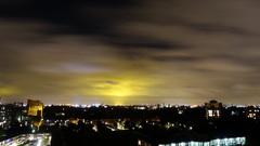Let there be light...  Den Haag #buienradar