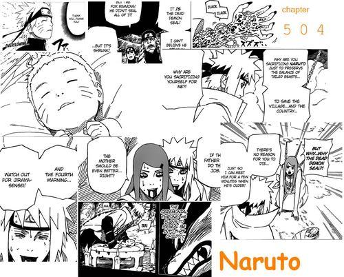 Minato meets naruto fanfic