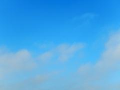 Eindelijk weer een mooie blauwe lucht !!!! #buienradar
