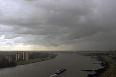 30 Juli Het weer aan de Oude Maas! #buienradar