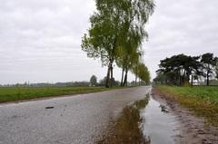 de eerste lichte regen is alweer gevallen op zaterdagochtend in zuidoost Brabant  #buienradar