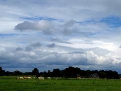 Wolken zo mooi als ....wolken maar zijn kunnen! #buienradar