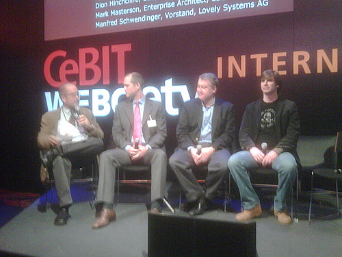 Webciety Cloud Computing Panel