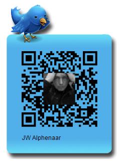 Pasfoto in QR code