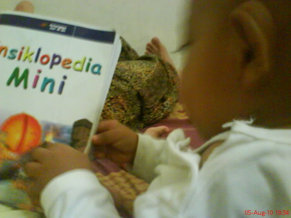 Buku Affan, ensiklopedi mini