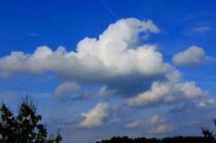 Hollandse  lucht met  vaak  fraaie  wolken  op  1 Oktober #buienradar