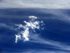 Voorlopig nog maar een paar piep kleine wolkjes. #buienradar