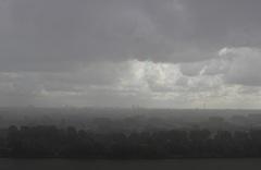 30 Juli Het weer aan de Oude Maas! deze ochtend... #buienradar