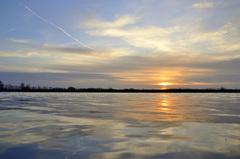 een licht bewolkte start op zondag in zuidoost Brabant  #buienradar
