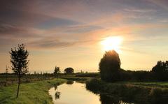 de zon laat zich zien woensdagmorgen maar voor hoelang #buienradar