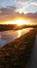 prachtige zonsopgang #buienradar
