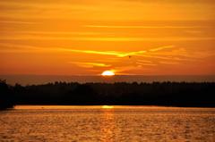 de zon komt er nog even bij op vrijdagochtend in zuidoost Brabant #buienradar