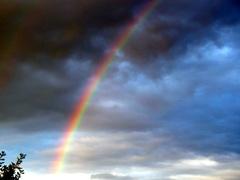 regenboog op 29 Juli #buienradar