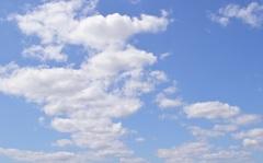 mooi blauw vandaag ! en gelukkig niet meer zo warm!! #buienradar
