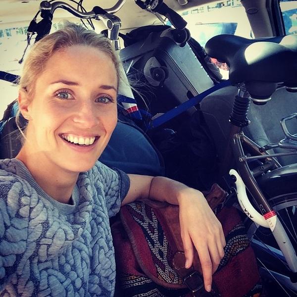 Off to france again dit keer voor go cycling sanny for Sanny zoekt geluk instagram