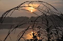 zonsopkomst op zaterdag in zuidoost Brabant #buienradar