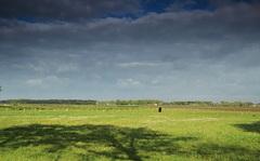 vele wolkenvelden delen met soms toch ook ruimte v d zon 4 mei #buienradar