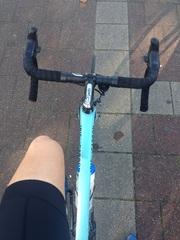 Warm fietsen voor zwemkoers vanavond in Utrecht #zomer