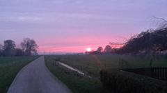 en nog een andere dubbele zon #buienradar