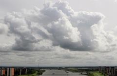 close-up van de foto hier voor van de wolk...!  #buienradar