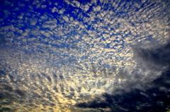 prachtige wolkenluchten op zondagochtend #buienradar