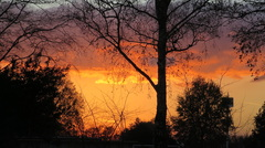 Nederweert, donderdagavond. zonsondergang.  #buienradar