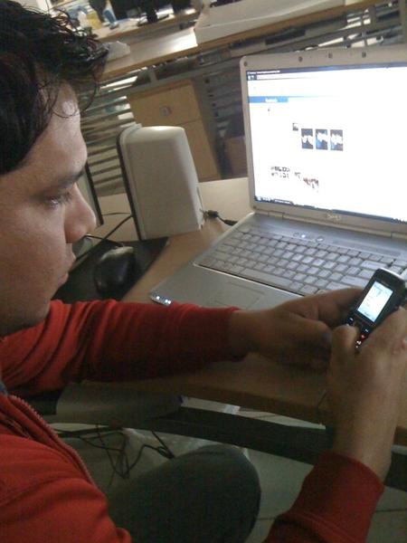 periodismo fotos sms