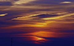 De lucht in kleur #buienradar