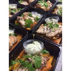 De koelkast is weer lekker bijgevuld, dus neem een @fitfoods.nl maaltijd mee voor in het park!  #fitfoods #goedgevuldekoelkast #vondelgym #zomer