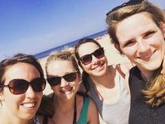 Lekker dagje strand!! ☀️ #weekend #zomer #bountystrand