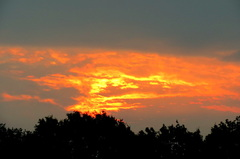 Beginnende zonsopkomst. #buienradar