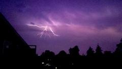 Onweer in zicht  #buienradar