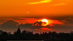 Goodbye Sun om 17.35 uur  #buienradar