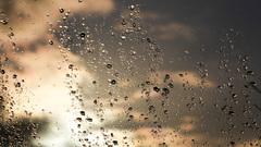 Regen zon en wolken om 9.00 uur #buienradar