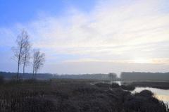 het wordt een prachtige, dinsdagochtend met veel zon boven zuidoost Brabant #buienradar