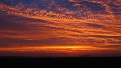 ochtendrood (18-10-2014) #buienradar