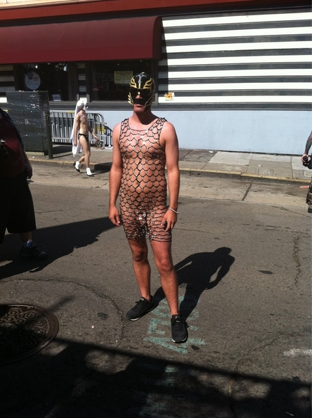 Kink.com photo from Folsom St Fair