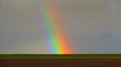 regenboog vanochtend #buienradar