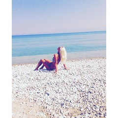 Give me summer back☀️#TBT #zomer #zon #zee #strand #Greece #beachlife #loveit