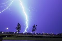 Onweer Assen (Assen) #buienradar